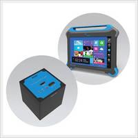 High Resolution Wireless Vibration Analyser 102A
