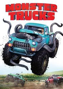Wholesale monster: Sell 2017 New Release DVD Movies Monster Trucks (2016)(New Edition) Hot Selling Movie