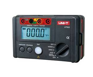 Wholesale resistance tester: UT522 Earth Ground Resistance Meter Tester