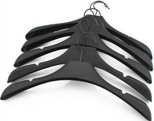 Wholesale Hangers & Racks: Suit Plastic Hangers