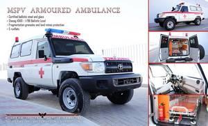Wholesale ambulance: Armoured Ambulance