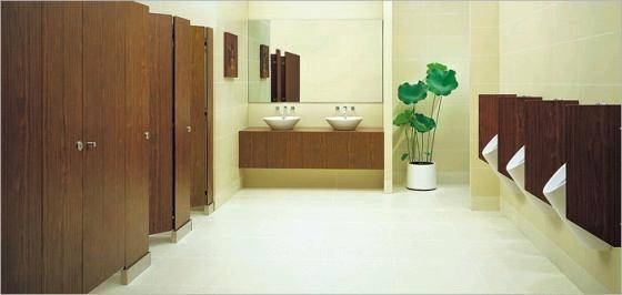 Solid Wood Veneer Toilet Partition Id 2565839 Product