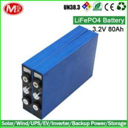 Wholesale solar power station: Solar Energy Storage Family Use Portable Power Station Rechargeable LIFEPO4 Prismatic Battery