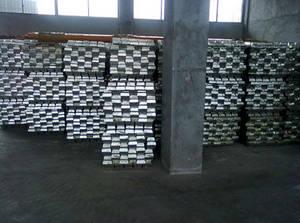 Wholesale Tin Ingots: Tin Ingots 99.999%