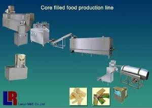 Wholesale roller for cracker: Snack Food Machine for Core Filling