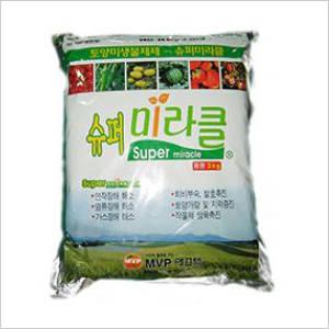 Wholesale organic foliar fertilizer: Super Miracle