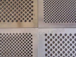 Wholesale metal perforated screen: Perforated Metal Screen