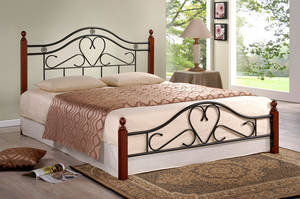 Wholesale metal bed: Metal Bed