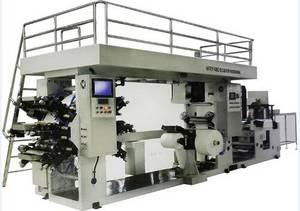 Wholesale oil gun: 6 Colors Flexo Printing Machine for Napkin