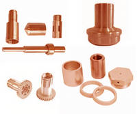 Copper Turned Components