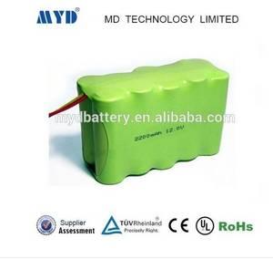 Wholesale power tool: Shenzhen Battery AA 12v 2200mah Nimh Battery Pack for Power Tool