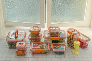 Wholesale Other Kitchen Storage & Organization: Food Container, Patented Vacuum Airtight Food Container