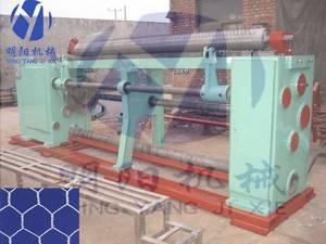 Wholesale wire mesh making machine: Straight and Reverse Hexagonal Wire Mesh Making Machine