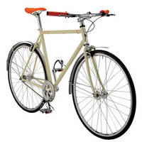 Sell Scattante Americano 3 Single-Speed Road Bike - Courier Series
