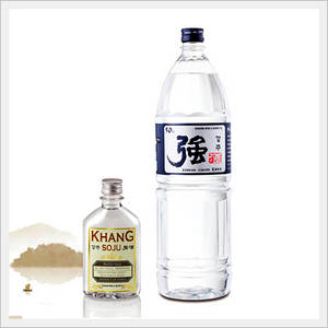 Wholesale rice liquor: Khang-Ju (For Soaking/For Cocktail)