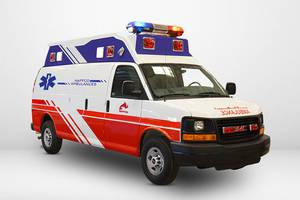 Wholesale ambulance: American Standard Ambulances