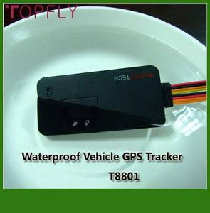 Wholesale gps tracking system: GPS Vehicle Tracking System T8801 (Waterproof)