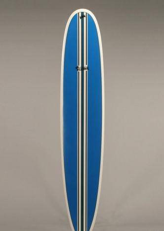 how to stand on a longboard surfboard