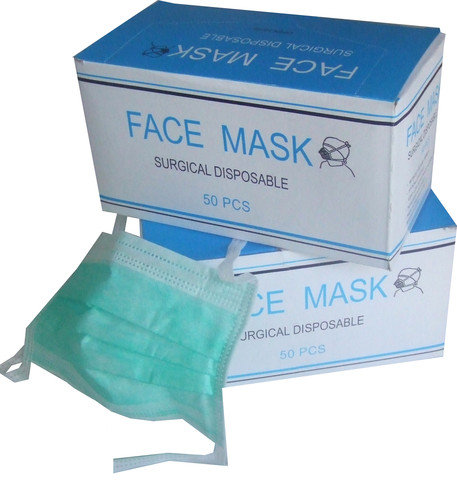 3 Ply Surgical Face Mask 3 Ply Surgical Face Mask