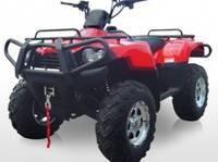 BMS 400A 4X4 Utility ATV
