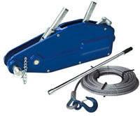 Wholesale Hoists: Aluminum Wire Rope Pulling Hoist 0.8T