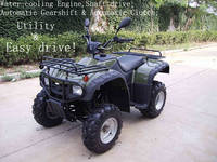 250cc Water Cooling Engine,Full Automatic,Shaft Drive ATV