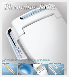 Wholesale auto cleaning strainer: Blooming Bidet