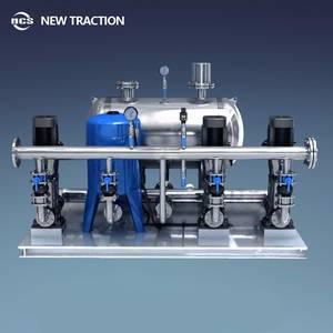 Wholesale pressure tank: Quality Assured Tank Type VFD Pressure Pump System Manufactures