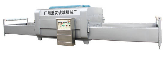 training equipment: Sell Multifunctional Baking Paint and Laminated Safety Glass Machine