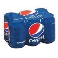 Wholesale Water Treatment: Pepsi  Canned Drinks