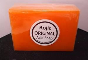 Wholesale whitening effect: KOJIC ACID WHITENING SOAP Natural Safe Proven Effective