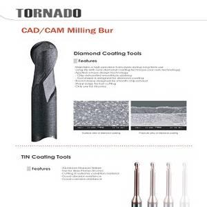 Wholesale Other Dental Supplies: Cad/Cam Milling Bur