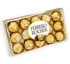 Wholesale chocolate: Chocolate Gift Box & Ferrero Rocher Box for 6 PCS Packaging