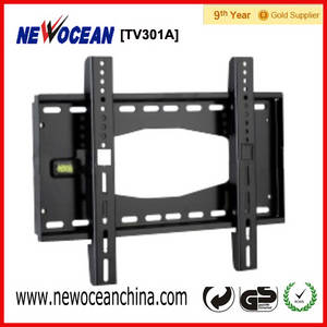 Wholesale TV Stands: TV301 Fixed and 125lbs Load LCD TV Wall Brackets