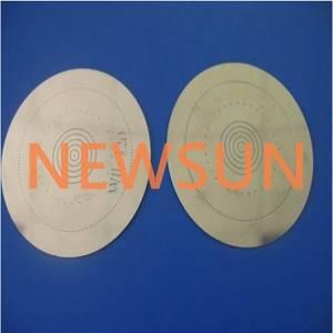 Wholesale shower filter: Photo Etched Shower Head Filter