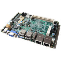 3.5inch Sbc(Industrial Mainboard) Bayrtail Quad Core CPU INT-1900