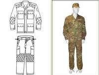 Sell Military Camouflage BDU BDU Pant BDU Shirt Fatigue Uniform Training Uniform