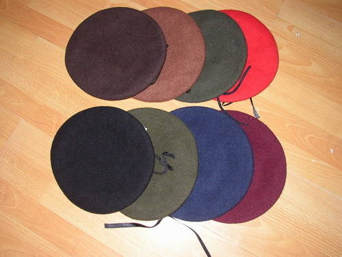 military hat: Sell Military Wool Beret BDU Cap Boonie Hat Baseball Cap Peak Cap
