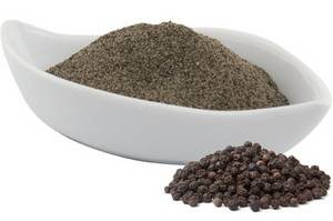 Wholesale dried onion: Black and White Pepper Powder