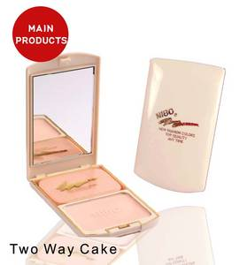 Wholesale Pressed Powder: Nibo Two Way Cake