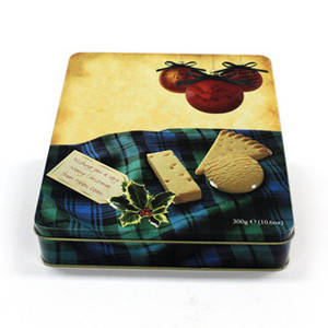 Wholesale biscuit tin: Biscuits & Cookie Tin Box