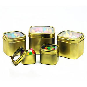 Wholesale candy tin: Candy Tin Box