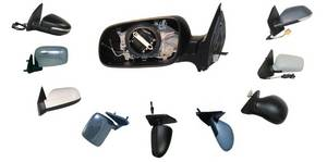 Wholesale for cars: Door Mirror/Car Mirror for PEUGEOT,OPEL,VW,FIAT,AUDI,BENZ