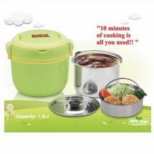 Wholesale lunchbox: Thermal Cooker / Thermo Pot / WARMER