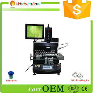 Wholesale bga rework station: Shenzhen Bga Rework Station Supplier WDS-650 Bga Chip Repair Machine with Good Price