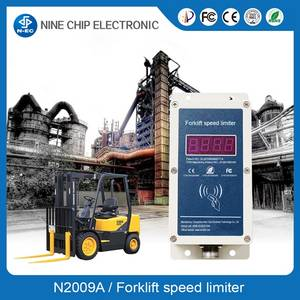 Wholesale intelligent lamp: Forklift Speed Limiter Overspeed Alarm System Speed Controller