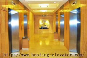 Wholesale light curtain: Gearless Machine Drive VVVF Energy-saving Light Curtain Protetion Stretcher Lift