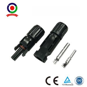 Wholesale connector: CE TUV Top Quality Male and Female MC4 Connector