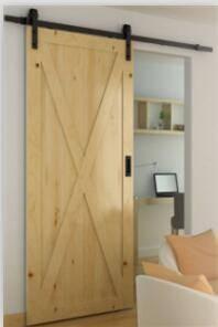 wall hanging: Sell wood sliding slab barn door
