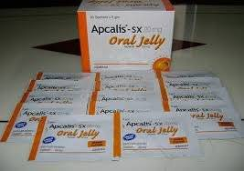 Wholesale jelly: Apcalis Oral Jelly